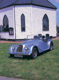 Southern California Morgan Sports Car Dealership new and used Aero 8 morgans for sale